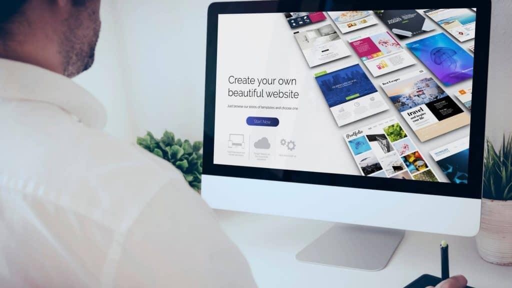 fitur website builder wix